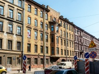 ,  , house 14Б. Apartment house