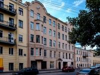 Адмиралтейский район, улица Курляндская, дом 19-21. многоквартирный дом