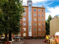 Адмиралтейский район, улица Курляндская, дом 21. многоквартирный дом