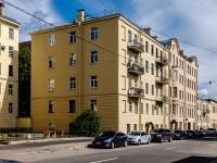 Адмиралтейский район, улица Курляндская, дом 23. многоквартирный дом