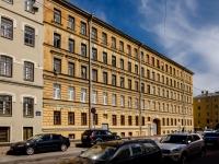 Адмиралтейский район, улица Курляндская, дом 27. многоквартирный дом