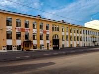 Адмиралтейский район, улица Курляндская, дом 35. многофункциональное здание