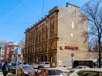 Адмиралтейский район, улица Курляндская, дом 4. многоквартирный дом