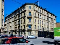 Адмиралтейский район, улица Курляндская, дом 9. многоквартирный дом