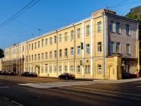 Адмиралтейский район, улица Лифляндская, дом 3. офисное здание