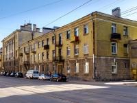 Адмиралтейский район, улица Лифляндская, дом 8. многоквартирный дом
