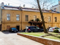 ,  , house 8 ЛИТ В. office building