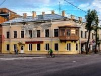 Адмиралтейский район, Степана Разина ул, дом 8