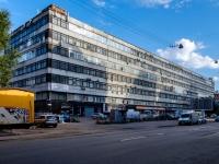 Адмиралтейский район, улица Розенштейна, дом 21. офисное здание