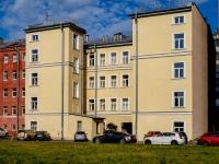 Адмиралтейский район, улица Розенштейна, дом 32. университет Санкт-Петербургский государственный архитектурно-строительный университет