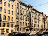 Адмиралтейский район, улица Серпуховская, дом 13. многоквартирный дом