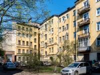 Адмиралтейский район, улица Серпуховская, дом 3. многоквартирный дом
