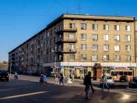 Адмиралтейский район, улица Шкапина, дом 6. многоквартирный дом