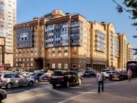 Адмиралтейский район, улица Шкапина, дом 9-11 ЛИТ А. многоквартирный дом