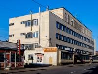 Адмиралтейский район, улица Шкапина, дом 10. многофункциональное здание