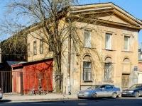 Адмиралтейский район, улица Дровяная, дом 3А. офисное здание