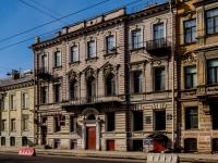 Василеостровский район, улица 1-я линия В.О., дом 22. многоквартирный дом