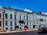 Василеостровский район, улица 1-я линия В.О., дом 32. многоквартирный дом