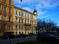 Василеостровский район, Репина ул, дом 2
