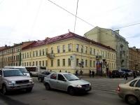 Средний проспект Васильевского острова проспект, дом 15. банк Северо-Западный банк Сбербанка России