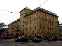 Средний проспект Васильевского острова проспект, дом 22. офисное здание