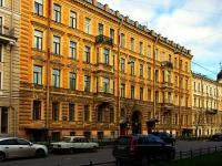 Василеостровский район, улица 2-я линия В.О., дом 3. многоквартирный дом