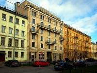 Василеостровский район, улица 2-я линия В.О., дом 3 к.2ЛИТ.А. многоквартирный дом