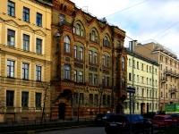 Василеостровский район, улица 2-я линия В.О., дом 9. многоквартирный дом