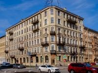 Василеостровский район, улица 2-я линия В.О., дом 15. многоквартирный дом