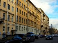 Василеостровский район, улица 2-я линия В.О., дом 17. многоквартирный дом