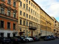 Василеостровский район, улица 2-я линия В.О., дом 19. многоквартирный дом