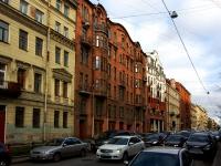 Василеостровский район, улица 2-я линия В.О., дом 29. многоквартирный дом