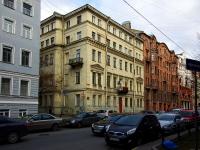 Василеостровский район, улица 2-я линия В.О., дом 31. многоквартирный дом