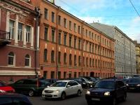 Василеостровский район, улица 2-я линия В.О., дом 35. многоквартирный дом