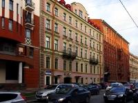 Василеостровский район, улица 2-я линия В.О., дом 25. многоквартирный дом