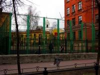 Василеостровский район, улица 2-я линия В.О.. спортивная площадка