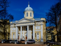 ,  , house 1А. 教堂