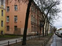Василеостровский район, улица 4-я линия В.О., дом 31. многоквартирный дом