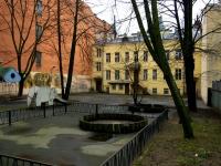 Василеостровский район, улица 4-я линия В.О., дом 33. офисное здание