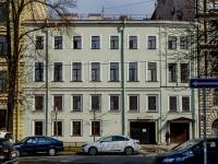 Василеостровский район, улица 4-я линия В.О., дом 23. больница