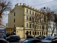 Василеостровский район, улица 4-я линия В.О., дом 25. больница