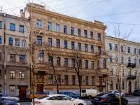 Василеостровский район, улица 5-я линия В.О., дом 20. многоквартирный дом