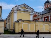 ,  , house 11В. town church