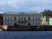 Василеостровский район, Университетская набережная ул, дом13