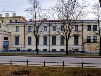 , st 16-ya liniya v.o., house 5. multi-purpose building