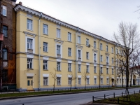, st 16-ya liniya v.o., house 7. multi-purpose building