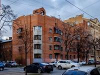 , st 16-ya liniya v.o., house 21. Apartment house