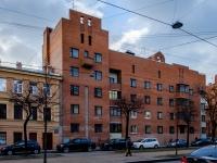 , st 16-ya liniya v.o., house 23 к.1. Apartment house