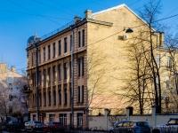 , 15-ya liniya v.o. st, 房屋 40. 公寓楼
