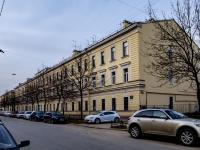 Василеостровский район, улица 19-я линия В.О., дом 2 к.2. многоквартирный дом